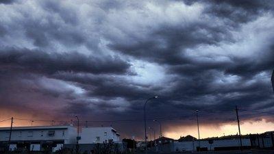 Renuevan alerta por tormentas fuertes en Entre Ríos