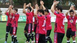 Achirense se prepara para el debut en la Copa
