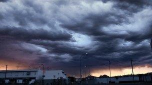 Sigue vigente el alerta por tormentas fuertes