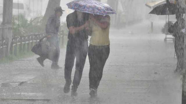 Rige un alerta por lluvias intensas y fuertes vientos para Entre Ríos