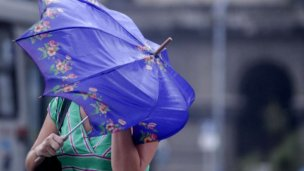 Alerta por tormentas fuertes en el sur de Entre Ríos