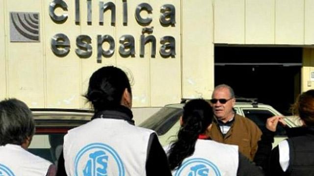Responsabilizan a lista sindical por la crisis en clínicas privadas
