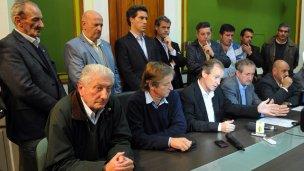 Acuerdo con el campo: El gobierno formó un Comité de Crisis