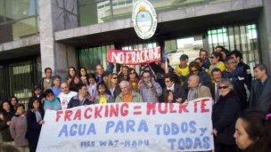 Diputados dio luz verde a la prohibición del fracking