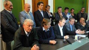 El gobierno conformó un Comité de Crisis con las entidades agropecuarias