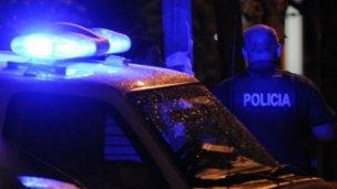 Mega operativo policial movilizó a dos ciudades entrerrianas