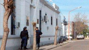 Disparos alarmaron a vecinos uruguayenses