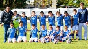 Resumen del fútbol menor