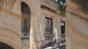 Arquitectos se oponen al derribo de una histórica fachada