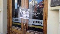 El Diario tampoco salió a la calle este jueves