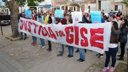 Sobreseyeron al primer detenido por el crimen de Gisela López