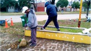 Acondicionamiento de espacios públicos