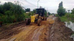 Tras un mes aislada, la ciudad entrerriana vuelve tener acceso