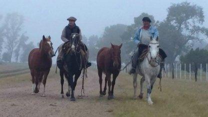 Dos entrerrianos recorrerán más de 1000km por el Bicentenario