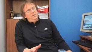 Daniel Enz presentará su nuevo libro