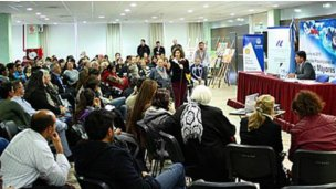 La Municipalidad participó de la II jornada provincial de Adultos Mayores