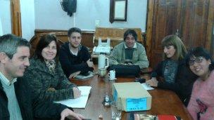 Se reunió la Comisión de Turismo y Asuntos Generales