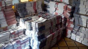 El Estado subsidió con más de $ 3 millones las boletas de las últimas PASO