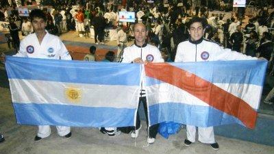 Inolvidable experiencia en el Panamericano de Buenos Aires