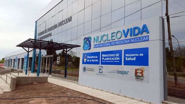 Con una inversión millonaria, abre el Centro de Medicina Nuclear