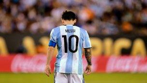 """Convocan a un """"banderazo"""" por Lionel Messi"""
