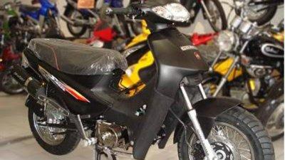 Robaron una moto en el centro de San José
