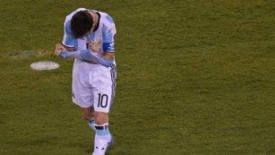 Messi podrá jugar contra Uruguay