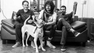 Les Yacaré presenta su disco en la costa del río Uruguay