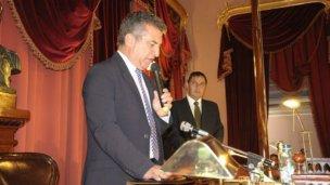 Rompió el silencio el fiscal que investiga a Urribarri y su familia
