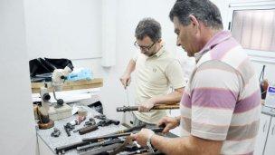 La causa por robo de armas en el STJ, a juicio