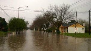 Villa Elisa: No es la lluvia, es la falta de obras