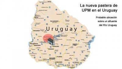 UPM aún no presentó estudio de impacto de su nueva pastera
