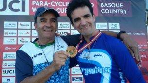 Rodrigo López obtuvo una medalla de bronce