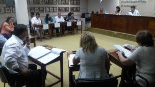 Estudiarán el proyecto que une Basavilbaso con Concepción del Uruguay
