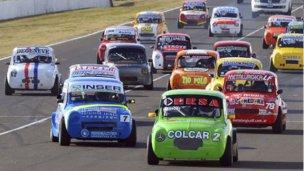 Llega al Autódromo la Competición Especial 850