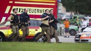 Al menos 8 muertos en un tiroteo en Munich