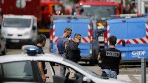 El estado islámico nuevamente atacó a Francia
