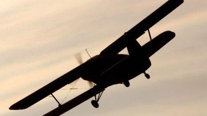 Una avioneta narco, escoltada por aviones de guerra en el cielo entrerriano