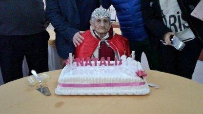 Cumplió 116 años y es la mujer más longeva del país