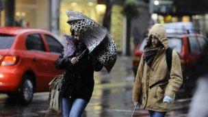Renuevan alerta por vientos intensos en Entre Ríos