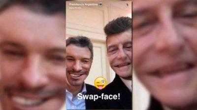 Jugando al snapchat con Tinelli en el país del 40% de inflación y 15 millones de pobres