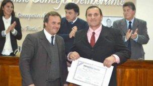 Vereda es oficialmente el nuevo Concejal