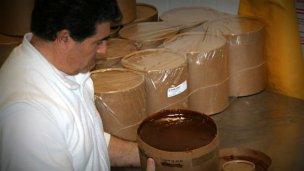 Pyme entrerriana produce más de mil kg diarios de dulce de leche