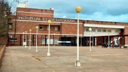 Una mujer fue hospitalizada con graves quemaduras