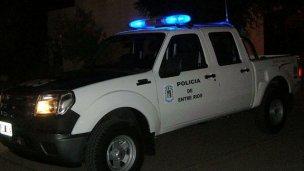 Rugbier entrerriano quedó detenido por agredir policías