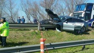 Tragedia en Autovía 14: Murieron dos personas