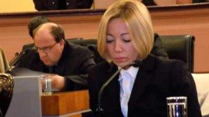 Actividades de la diputada provincial Miriam Lambert
