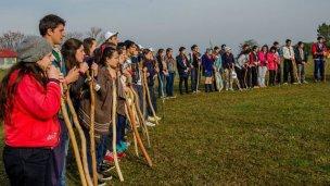 Scouts de Argentina negó su separación de la Iglesia