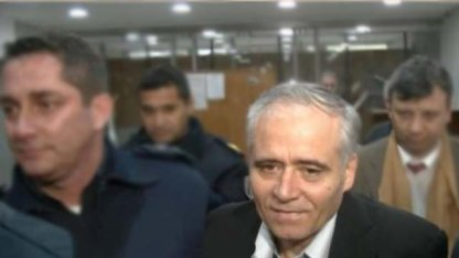 Recharazon la apelación e Ilarraz irá a juicio