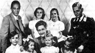 El secreto judío del ministro clave del nazismo